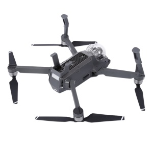 Portable Extension Landing Stand Tripod Heightened Landing Gear for DJI Mavic Pro - Grey