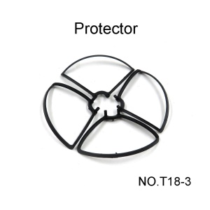 Drone Spare Part Protection Cover Protection Frame for Flytec T18
