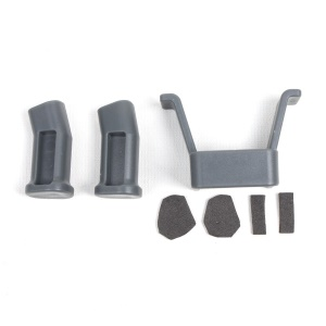 Landing Gear Stabilizers for DJI Mavic Pro Leg Height Extender Kit with Holder & Protection Pad