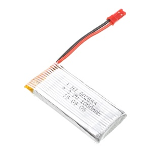 3.7V 1000mAh Li-Polymer Battery Pack with JST Plug for RC Helicopter RC Airplane