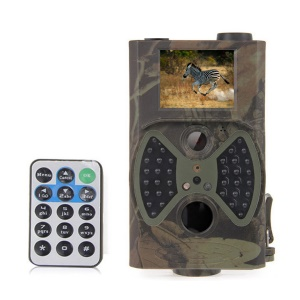 Wild 12MP HD 1080P Hunting Camera + 8GB SD Card HC-300A