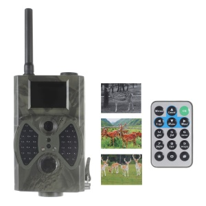 HC-300M 5MP CMOS 2-inch LCD HD PIR Digital Trail Hunting Camera