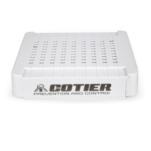 COTIER CCTV 4CH 5MP NVR Support HDMI P2P ONVIF (N4-Mini/H) - EU Plug