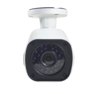 COTIER 1/2.7'' CMOS 2MP 1080P AHD CCTV Camera with 24PCS LEDs IR 15m (TV-636H2/A) - 3.6mm Lens / PAL / EU Plug