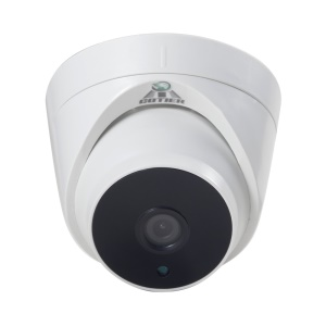 COTIER 2MP 1080P AHD Cámara CCTV con 2 Array LEDs IR 20m (TV-533H2 / A) - 3.6mm Lente / PAL / UE Plug