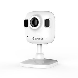 KEEPER K3 720P 1.3MP Home Mini WiFi IP Camera Support Night Vision Motion Detection - US Plug