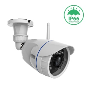 NEO WiFi Outdoor Waterproof IP Camera Support Night Vision Motion Detection - US Plug