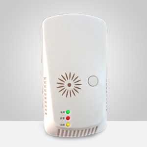 WL-938D Wireless Gas Leak Detector Security Alarm 433MHz with EU Plug Cable