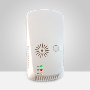 Wall-mounted Independent Wireless Gas Leak Detector (WL-938D) - EU Plug