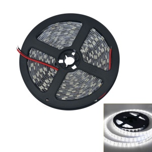 JIAWEN 5m 300 X 5050 SMD LED Feuillard Flexible - Blanc Froid