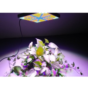 YouOKLight YK6009 45W 225-2835 LED Square Plant Grow Light - US Plug