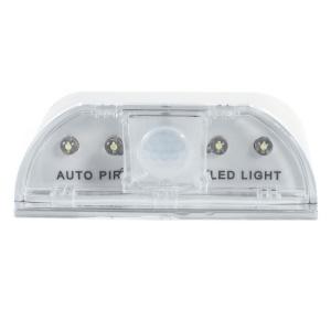 L0403 Auto PIR Infrared Sensor LED Light Door Keyhole Lamp