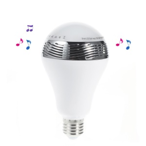 BL-05 Smart Multi-color Bluetooth LED Lamp Bulb with Wireless Music Speaker