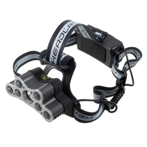 7 LED 2000 Lumens Multi-purpose LED Head Lamp for Outdoor Hiking Camping
