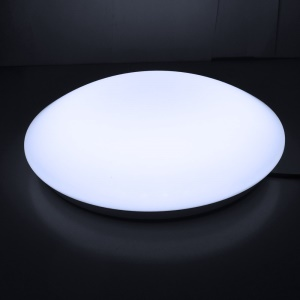 35CM 15W WiFi Phone APP Control Smart LED Ceiling Light AC 110 -240V - Cool White