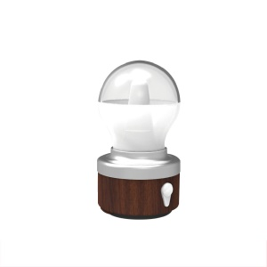 SUNREX A6 Outdoor Portable Camping Induction LED Light Energy-Saving Rechargeable Lamp Lantern
