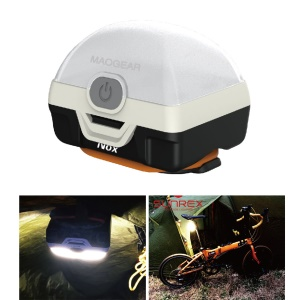 SUNREX NOX Outdoor Waterproof Camping Tent Lamp Portable Lantern - White