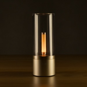 XIAOMI YEELIGHT YLFW01YL Smart Candle Light Ambient Lamp Rechargeable Dimmable LED Night Light (English Version)