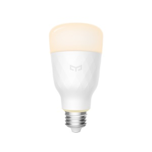 XIAOMI YEELIGHT YLDP05YL Adjustable Color Temperature APP Control Voice Control Dimmable Smart LED Bulb 10W E27 - English Version
