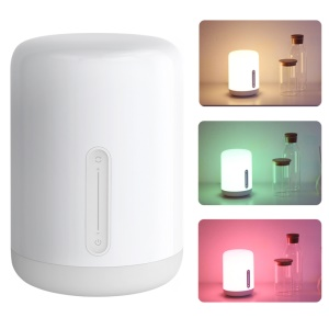 XIAOMI Mijia MJCTD02YL LED Bedside Lamp 2 Bluetooth WiFi Connection WRGB Color Changing 400lm