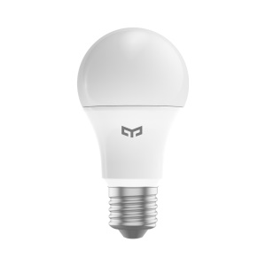 XIAOMI YOUPIN Yeelight YLDP19YL LED Bulb 7W 6500K E27 Bulb Light Lamp 220V for Ceiling Lamp Table Lamp Spotlight - Cool White