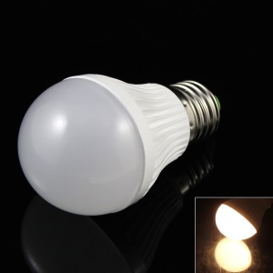 5W E27 SMD 5730 400LM LED Bulb Light AC 85-265V - Warm White