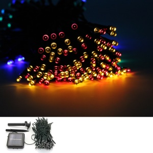 12M 100-LED Fairy String Lights Solar Lights for Christmas Tree Wedding Holiday Celebration - Warm White