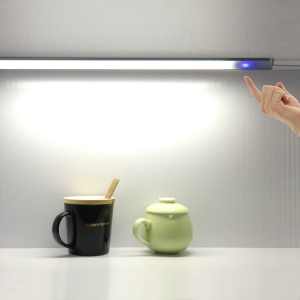 1611 LED Touched Bar-type Cabinet Light Ultra-thin USB LED Night Light - Adjustable Warm White