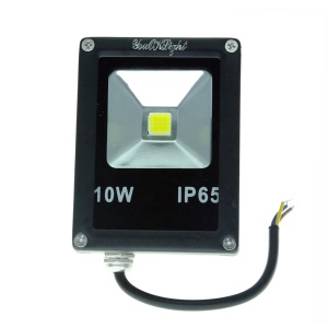 YK0955 10W Cool White IP65 Waterproof LED Outdoor Flood Light
