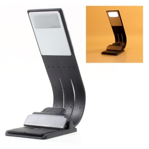 2-Brightness-Level Flexible Kindle Light E-Reader LED Reading Lamp Light USB Rechargeable