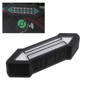 Rechargeable Bicycle Bike Tail Light 3 Modes Powerful LED Bicycle Rear Light