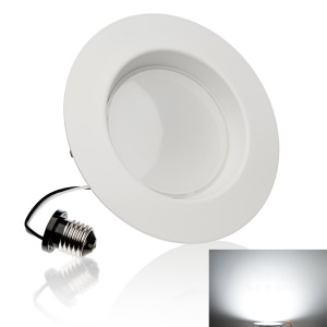 YouOKLight YK4457 12W Dimmable LED Down Light - White / US Plug