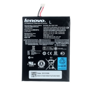 3550mAh BL195 Rechargeable Li-Polymer Battery Replacement for Lenovo LePad A2107 A2207 (OEM, Not Brand New)