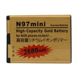 2680mAh BL-4D Battery Replacement for Nokia N97 Mini E5 E7 N8