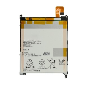 3000mAh LIS1520ERPC Rechargeable Li-Polymer Battery Replacement for Sony Xperia Z Ultra LTE C6806 (OEM, Not Brand New)