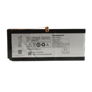 2500mAh BL207 Rechargeable Li-Polymer Battery Replacement Part for Lenovo LePhone K900 (OEM, Not Brand New)