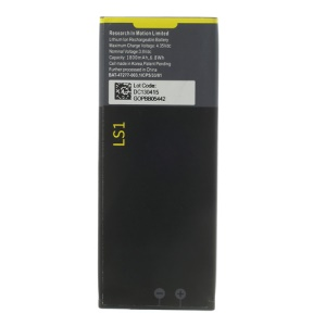 OEM for BlackBerry Z10 BB 10 LS1 Lithium Ion Rechargeable Battery 3.8V 1800mAh