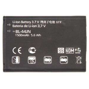BL-44JN Li-ion Battery Replacement for LG Optimus Black P970