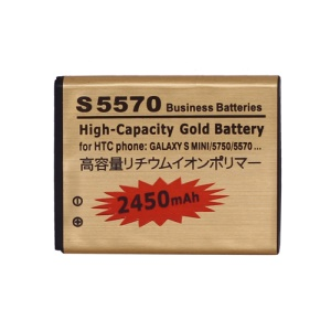 Battery Replacement for Samsung Galaxy Mini S5570 / S5330 / S7230 2450mAh, high quality