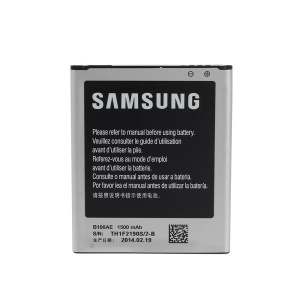 1500mAh 3.8V Battery B100AE for Samsung Galaxy Ace 3 S7270 S7272 GT-S7898 (OEM, Not Brand New)