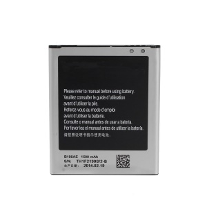 Pour Samsung Galaxy Ace 3 S7270 S7272 GT-S7898 BAttery Replacement 1500mAh 3.8V B100AE
