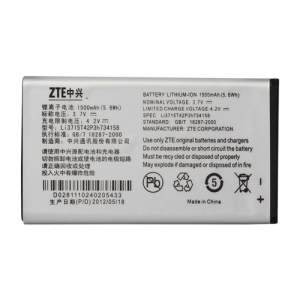 ZTE Score X500 Battery Replacement 1500mAh