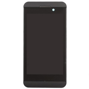 OEM for BlackBerry Z10 LCD Screen and Digitizer Assembly with Middle Plate (3G Version) - Black