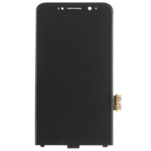 For BlackBerry Z30 LCD Screen and Digitizer Assembly with Frame OEM - Black