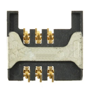SIM Card Contactor for Blackberry Bold 9000