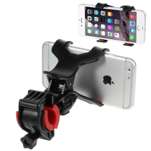 360 Degree Rotating Bicycle Phone Holder Clamp for Mobile Phone PDS GPS MP4