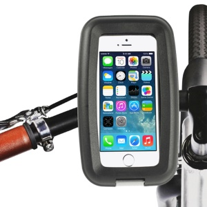 ArmorCase Waterproof Motorcycle Bike Mount Case for iPhone SE 5s 5 5c 4 4s, Size: 13 x 6 x 1.2cm