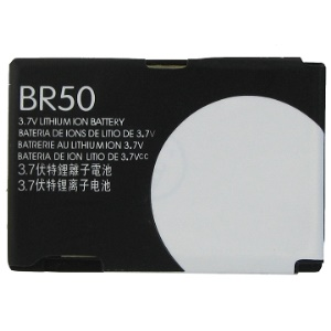 BR50 Battery Replacement for Motorola RAZR V3, V3i, V3c, V3m, V3r, V3t, PEBL U6, V6 (710mAh)