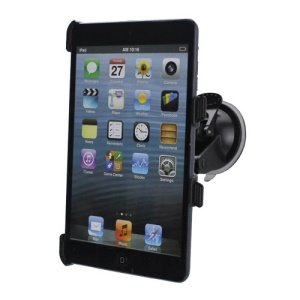 Ball Head Auto Car Windshield Mount Holder Cradle for iPad Mini / iPad Mini Retina