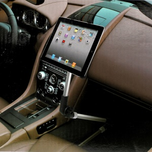 Car Vehicle Adjustable Mount Stand for iPad 4 iPad Mini Samsung Galaxy Note 10.1